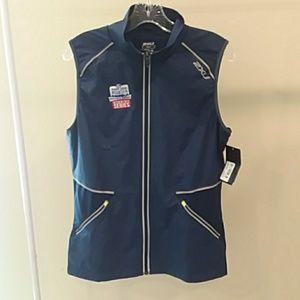 Lightweight running vest